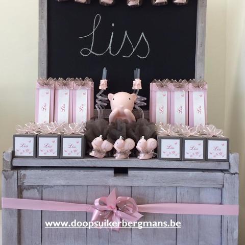 Doopsuiker Bergmans - Doopsuiker & Verpakking www.doopsuikerbergmans.be