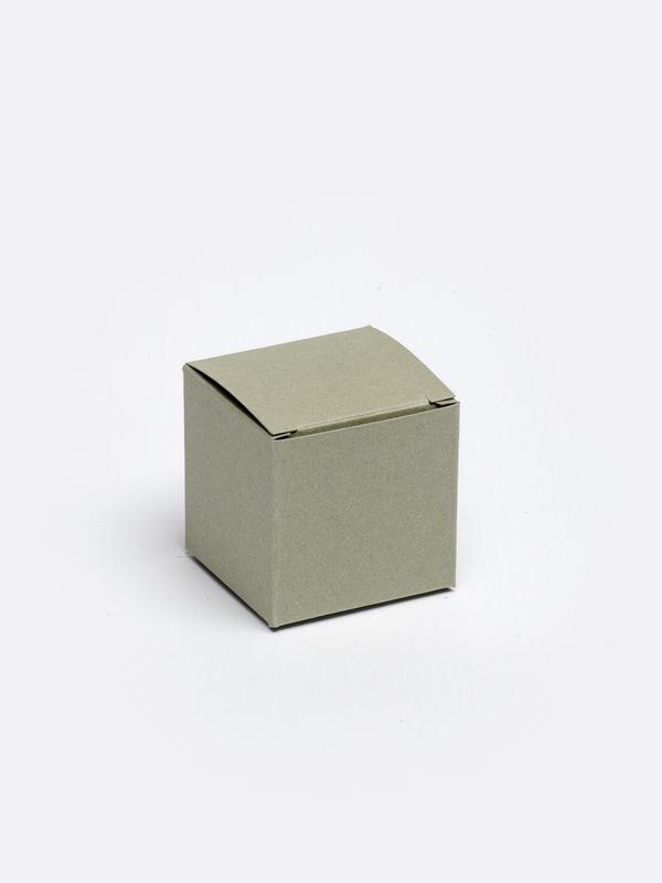 Jade kubus in karton om zelf te vullen