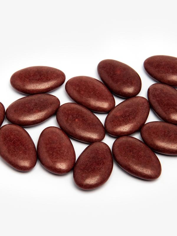 - Suikerbonen Vanparys - Bordeaux - Gelakt - 70% cacao -