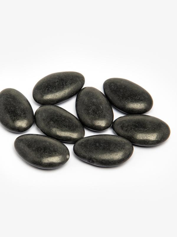 - Suikerbonen Vanparys - Grafietgrijs - Gelakt - 70% cacao -