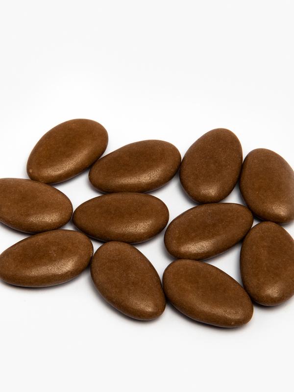 - Suikerbonen Vanparys - Bruin - Gelakt - 70% cacao -