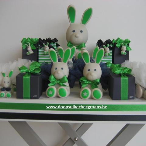 Doopsuiker Bergmans - Doopsuiker & Verpakking