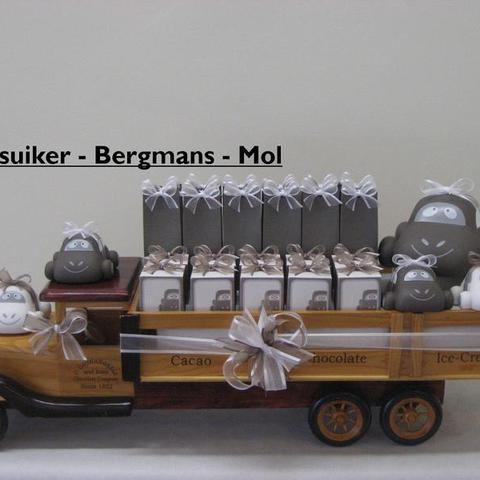 Doopsuiker Bergmans Mol - Doopsuiker & Verpakking