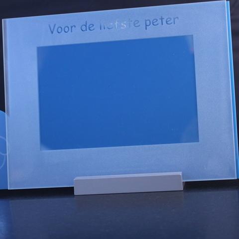 Bergmans - Peter & meter www.doopsuikerbergmans.be