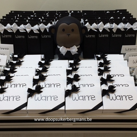 Doopsuiker Bergmans - Mol - Doopsuiker & Verpakking
