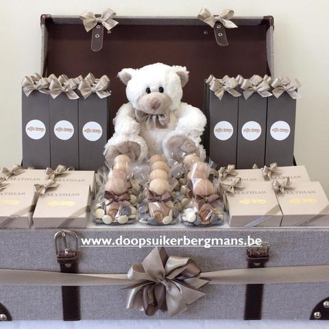 Bergmans - Doopsuiker & Verpakking www.doopsuikerbergmans.be